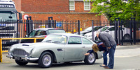 Bonhams auction 2012 - Aston Martin 'Works'